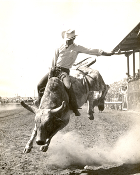 Rodeo in Canadian TX